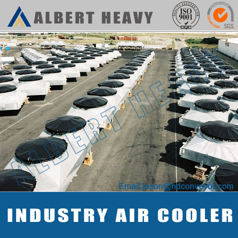 Stainless Tube Air Cooled Heat Exchanger