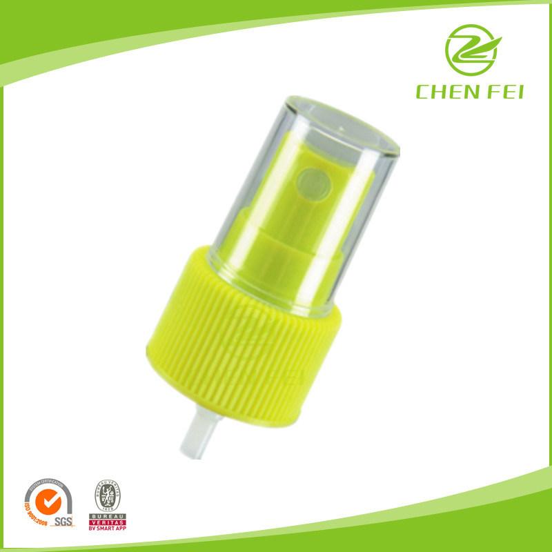 Custom 18/410 Plastic Perfume Nozzle Cap Fine Mist Sprayer