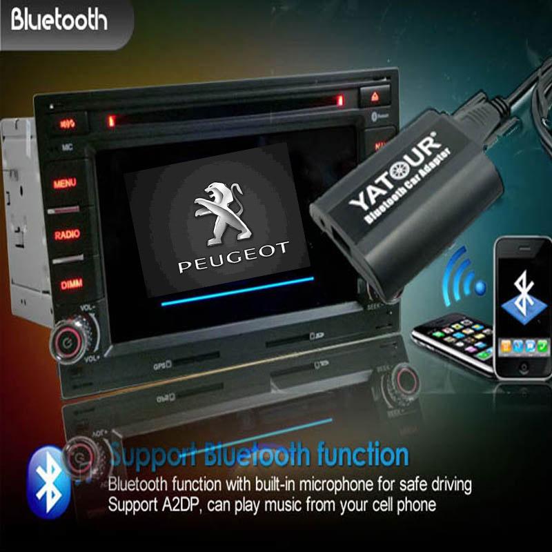 Car Bluetooth Kit for Peugeot/Citroen Rd3 Van-Bus
