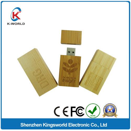 Popular Wood USB Stick with Logo Printing