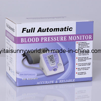 Automatic Arm Type Digital Blood Pressure Monitor (SW-DBP2002AS)