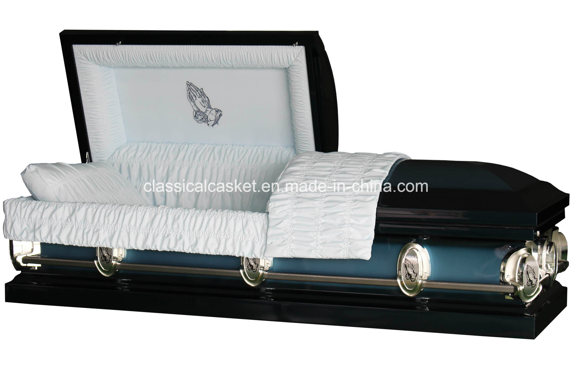 The Prayer 20ga Steel Casket