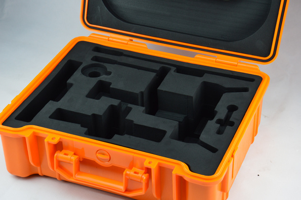 Multi Carrying Travel Plastic Tool Case