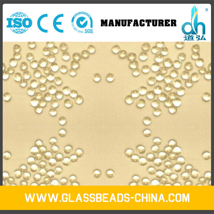 High Lubrication Glass Bead as Filler Material, Micro Filler Glass Beads for Filler