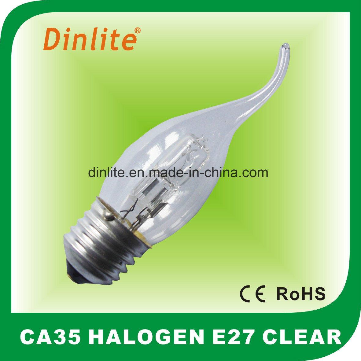 CA35- 18W 28W 42W Halogen Bulb