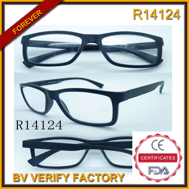 Dropshipping New Products Fudan Glasses &Industrial Safety Glasses (R14124)