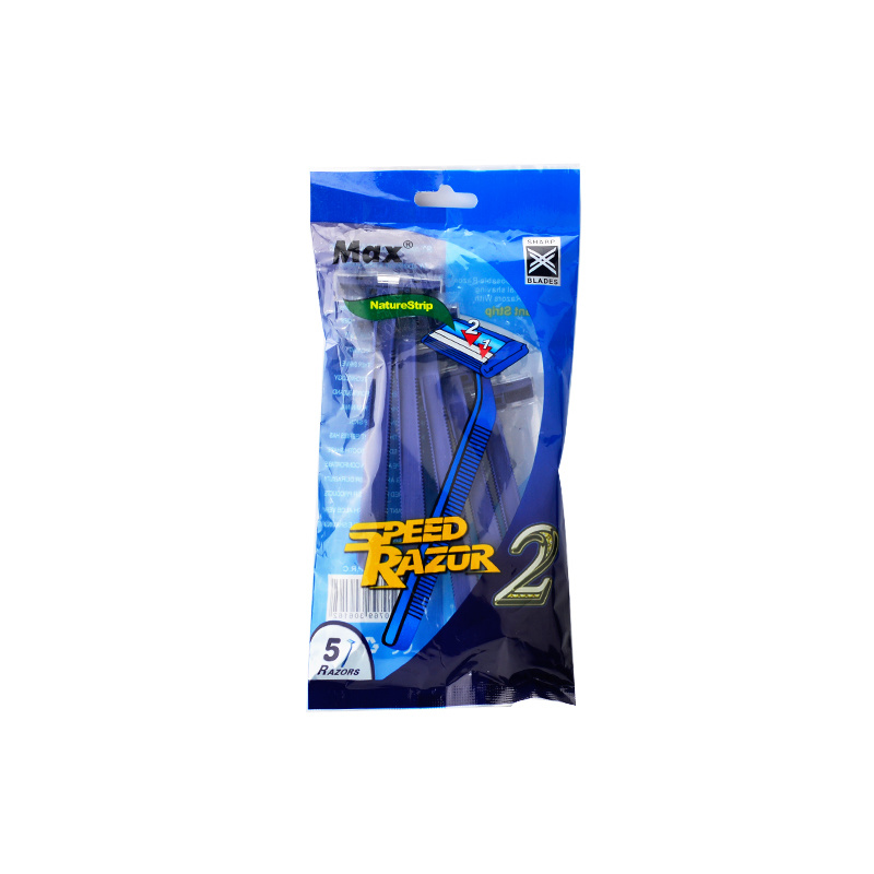 Two Blade Disposable Razor Compatible with Gillette Blue2 (JG-T807)
