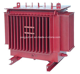1000 kVA Painting Corrugated Transformer Tanks