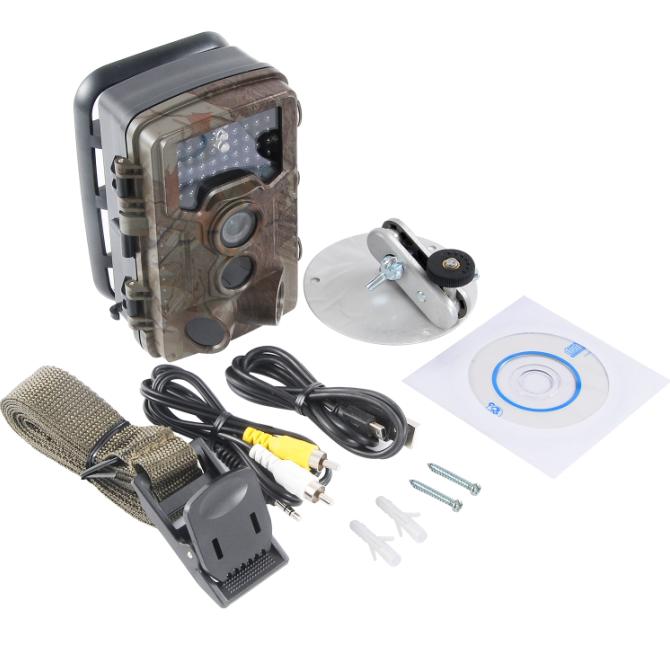 China 16MP IP56 Infrared Night Vision Hunts Camera - China Hunts ...