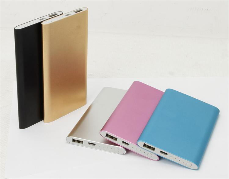 4000mAh Power Bank, Blade Promotion Portable Charger