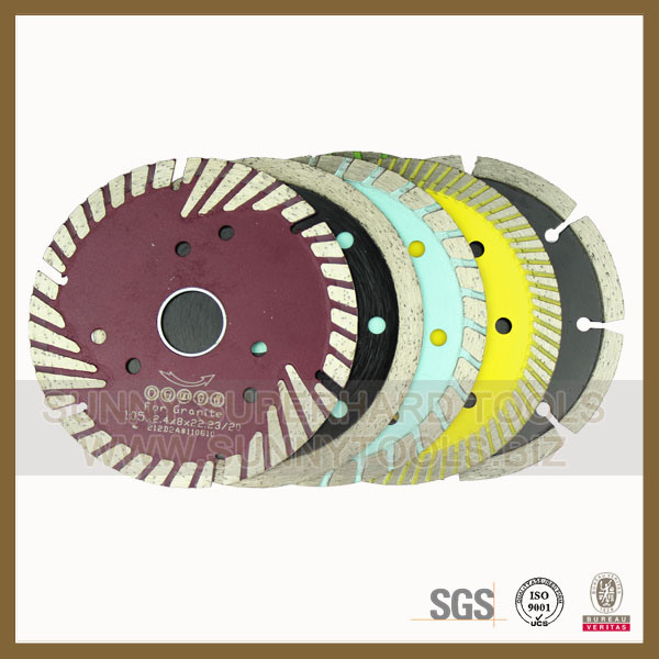 """4"""" 4.5"""" 5"""" Diamond Cutter Blade for Stone Concrete (SY-DC-8966)"""