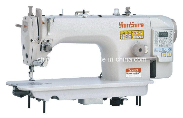 High Speed Direct Drive Computerized Lockstitch Sewing Machine