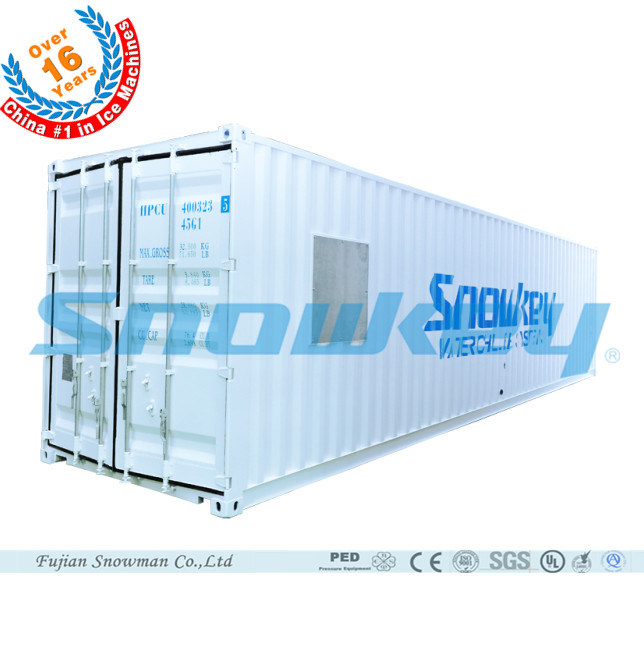 China Top1 Containerized Water Chiller Machine System Best Quality