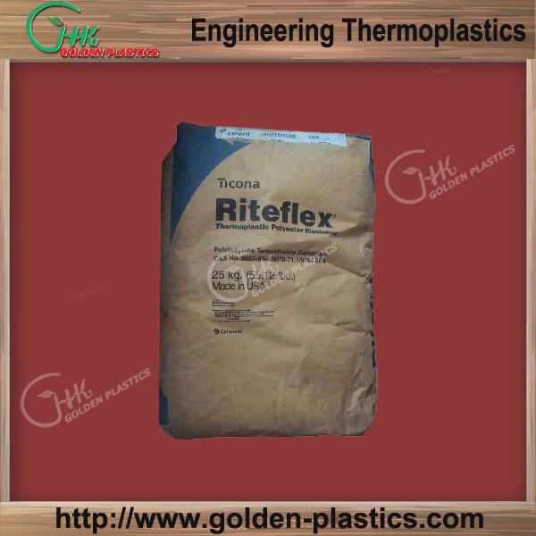 Polyester Elastomer Tpee, TPE-E Tpc-Et Riteflex 672 (HYTREL 7246)