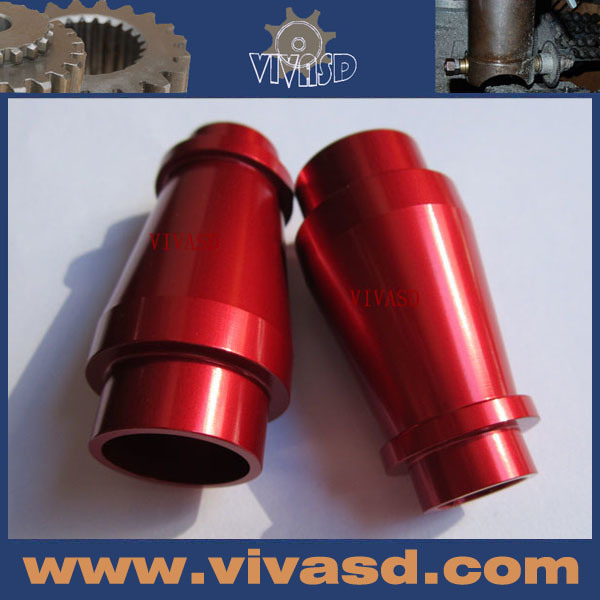 CNC Bike Spare Part Anodized Bicycle Parts