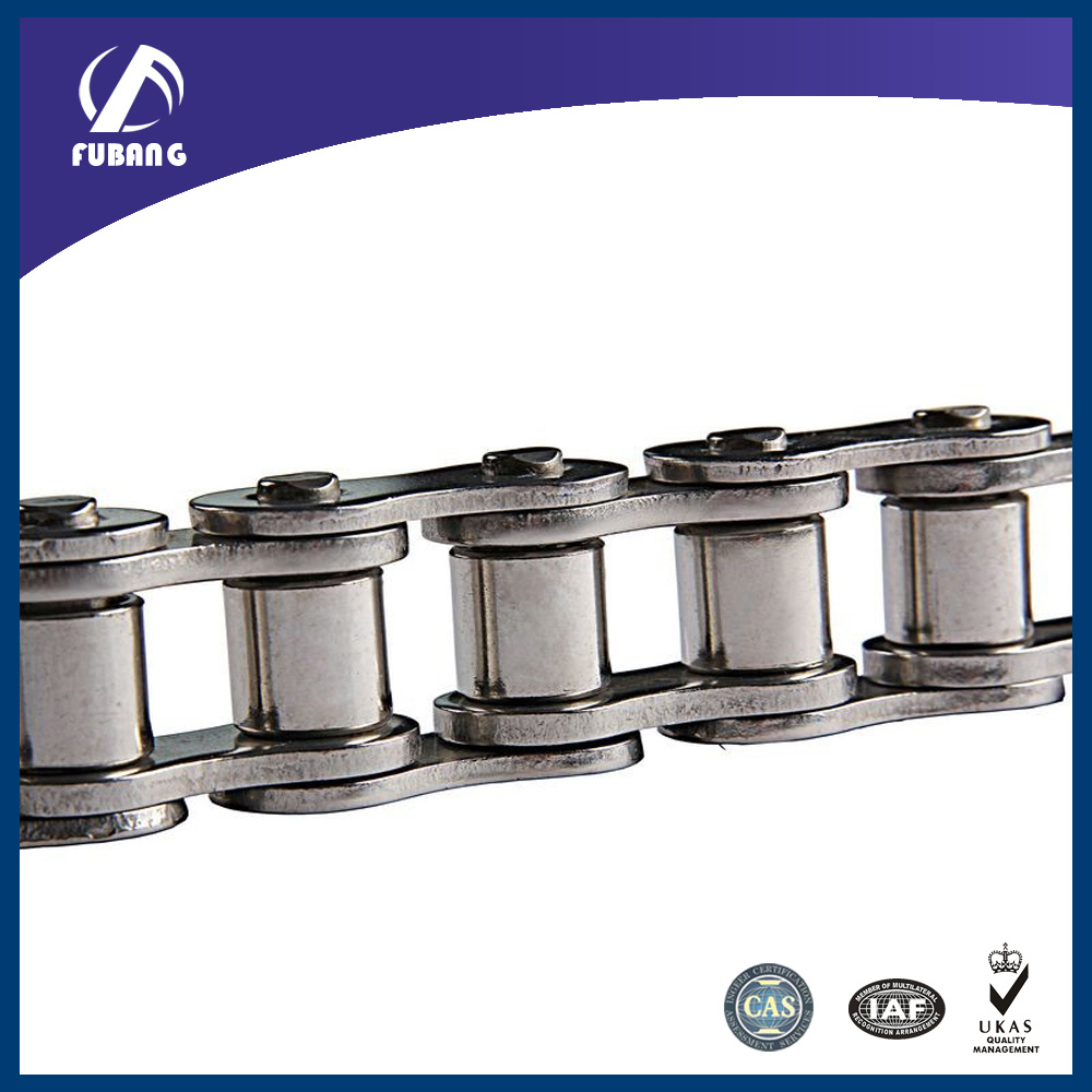 Stainless Steel Simplex Roller Chain (B series)
