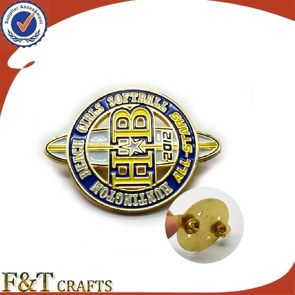 Promotional Imitation Enamel Lapel Pins Wholesale