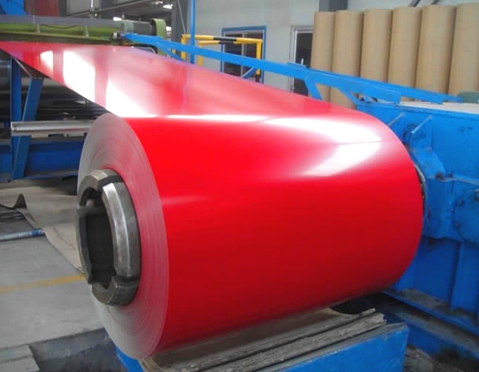 Color-Coated Galvanized/Galvalume Steel Coil (PPGI/PPGL)