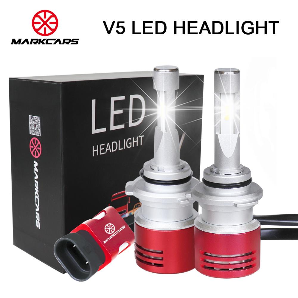 Markcars 60W LED Car Headlight with Seoul Chip