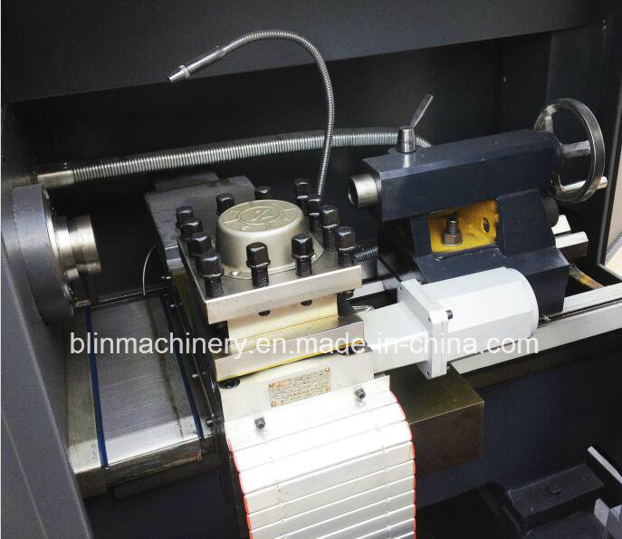 Bl-Q6130/Q6132 Hot-Sale High Precision Small CNC Lathe with Stock