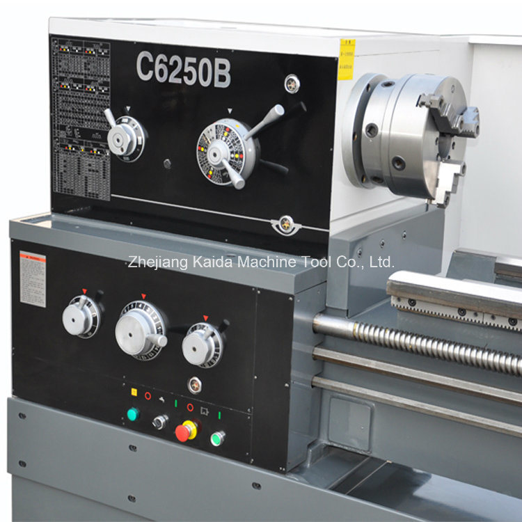 Low Cost Heavy Duty Cutting Precision Lathe Machine C6250b