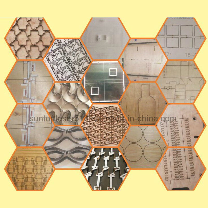 Flat and Round Die Board CO2 Laser Cutting Machine/Die Board Wood Laser Cutting Machine
