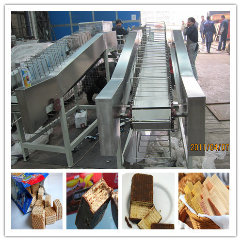 Full Automatic High Quality Wafer Making Machine