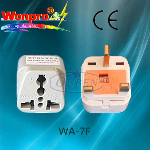Travel Adaptor WADB-7 (Socket, Plug)