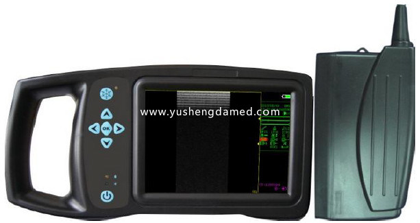 Ce Approved Medical Equipment Handheld Ultrasonic Diagnosis Scanner Veterinary Ultrasound