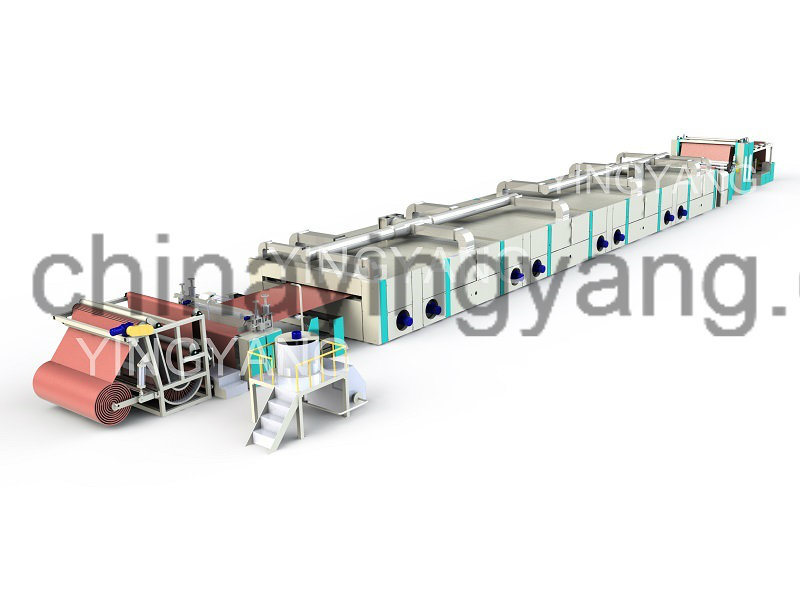 Yydx-Stenter Heat Setting Production Line