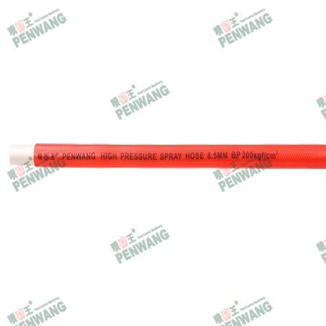 Transparent High Pressure Braided Hose (Pw-1005)
