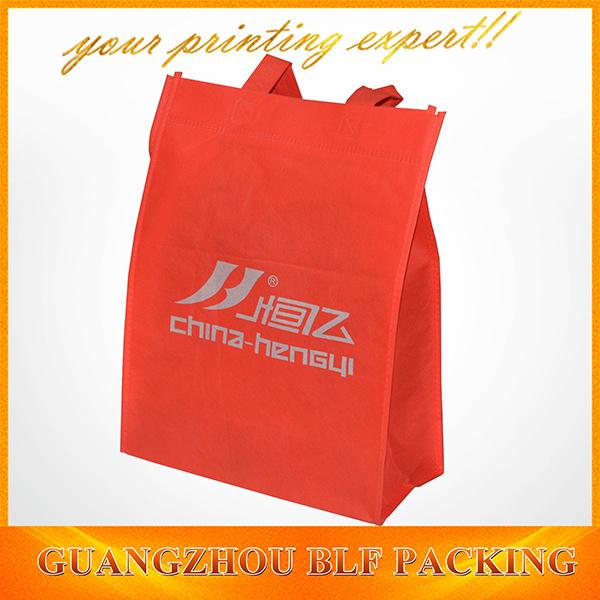 Custom Non Woven Promotional Handbags Bags Shopping (BLF-NW184)