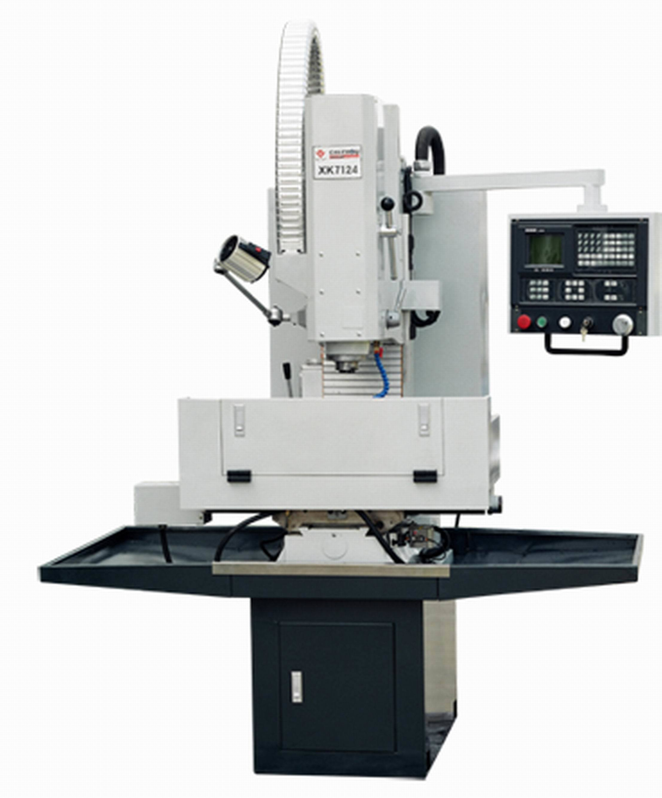 CNC Milling Machine (XK7124 XK7124A)