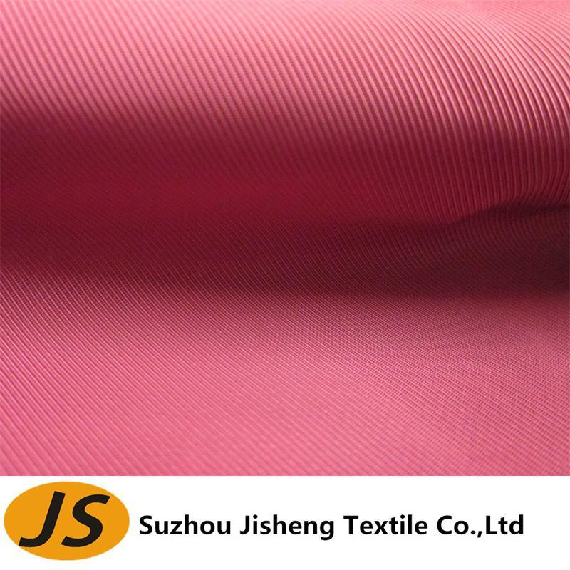 150d Waterproof Polyester Twill Memory Fabric