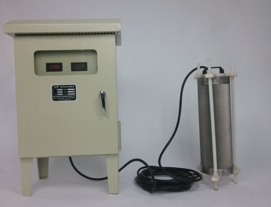 Electrical Descaler for Cooling Tower