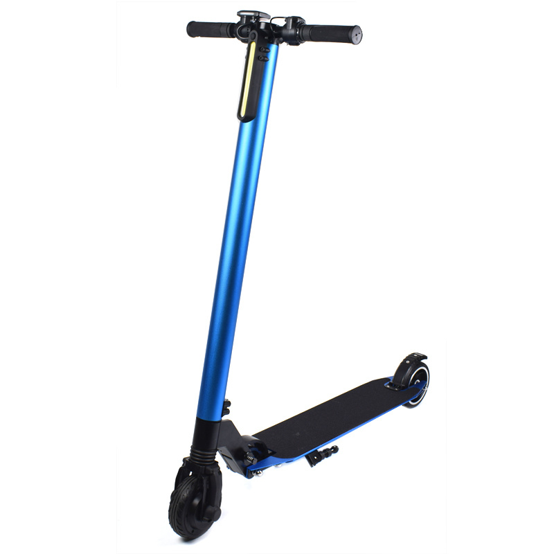 Cool Foldable Electric Kick Standing Scooter 5inch Scooter with Wholesale Price