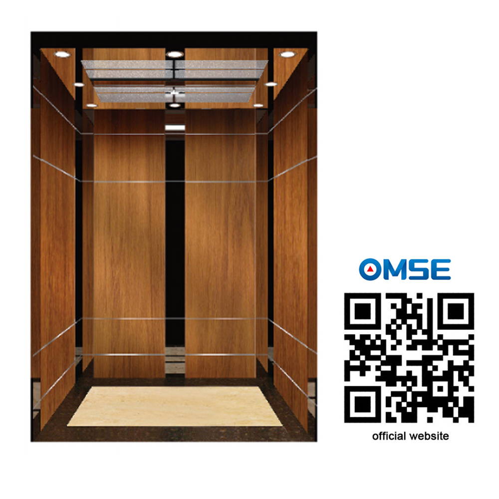 Ce Approved Machine Room Less Passenger Elevator
