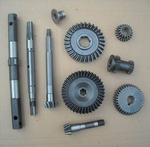 Machining Transmission Shaft
