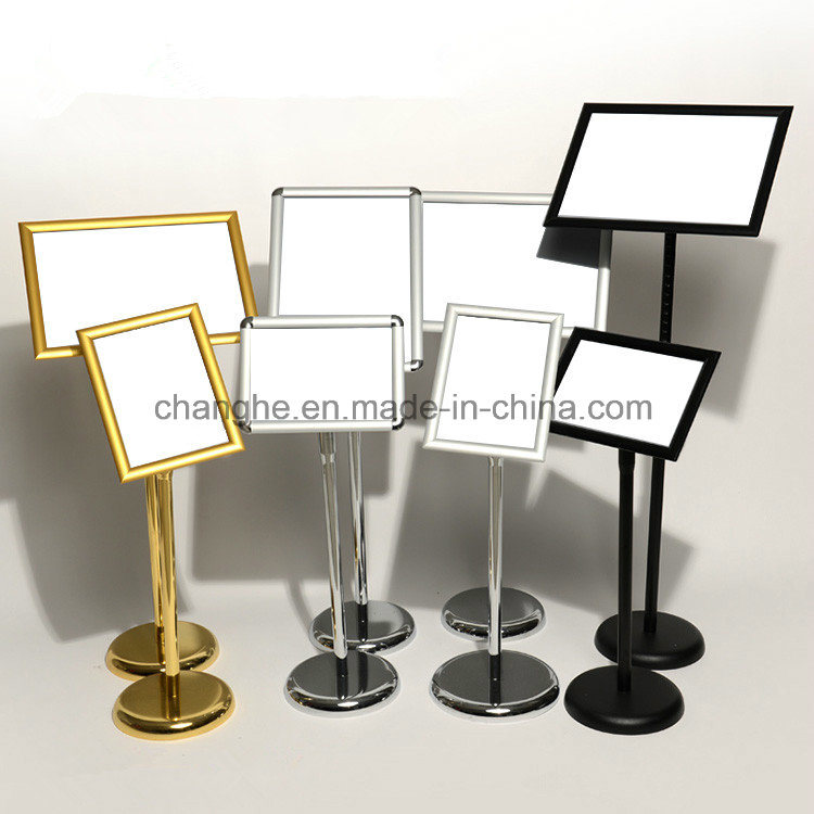 Stainless Steel Showcase with High Quality