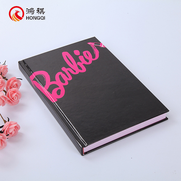 Hard Cover Binding Notebook