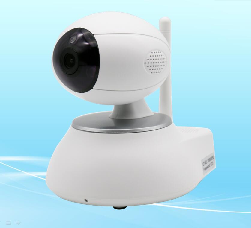 Wireless Zigbee Audio Intercom Smart Home Automation System IP Camera