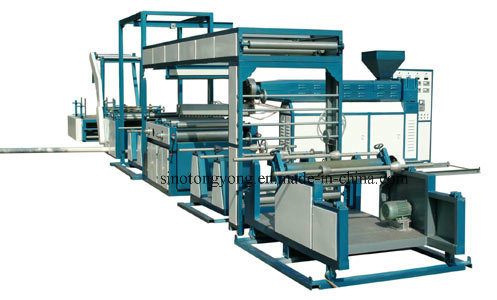 Plastic Film Laminating Machine for PP Woven Bags (Sj-Fmz Series)