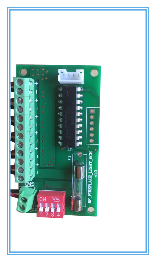 Can Be Customized Fireplace Printed Circuit Boards
