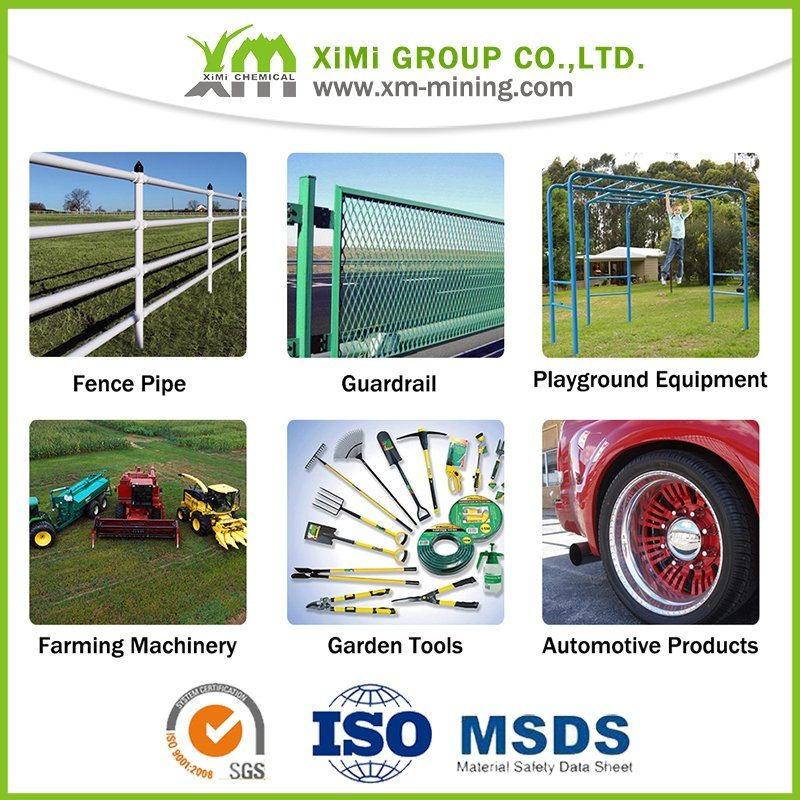 Low Cure Polyester/Primid Powder Coatings with Good Price