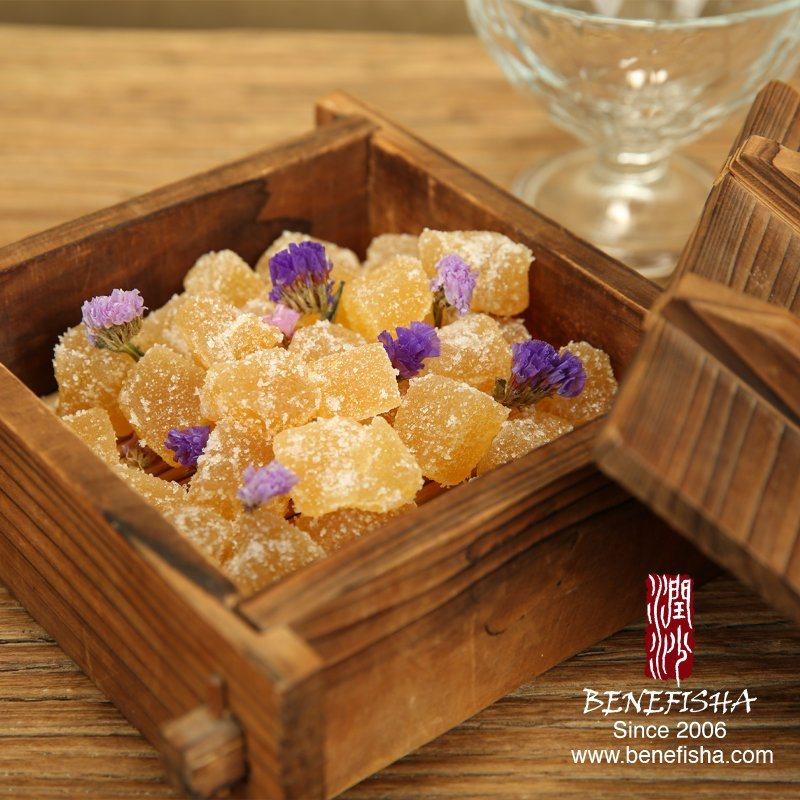 Dried Crystal Ginger Crystallized Ginger Slice