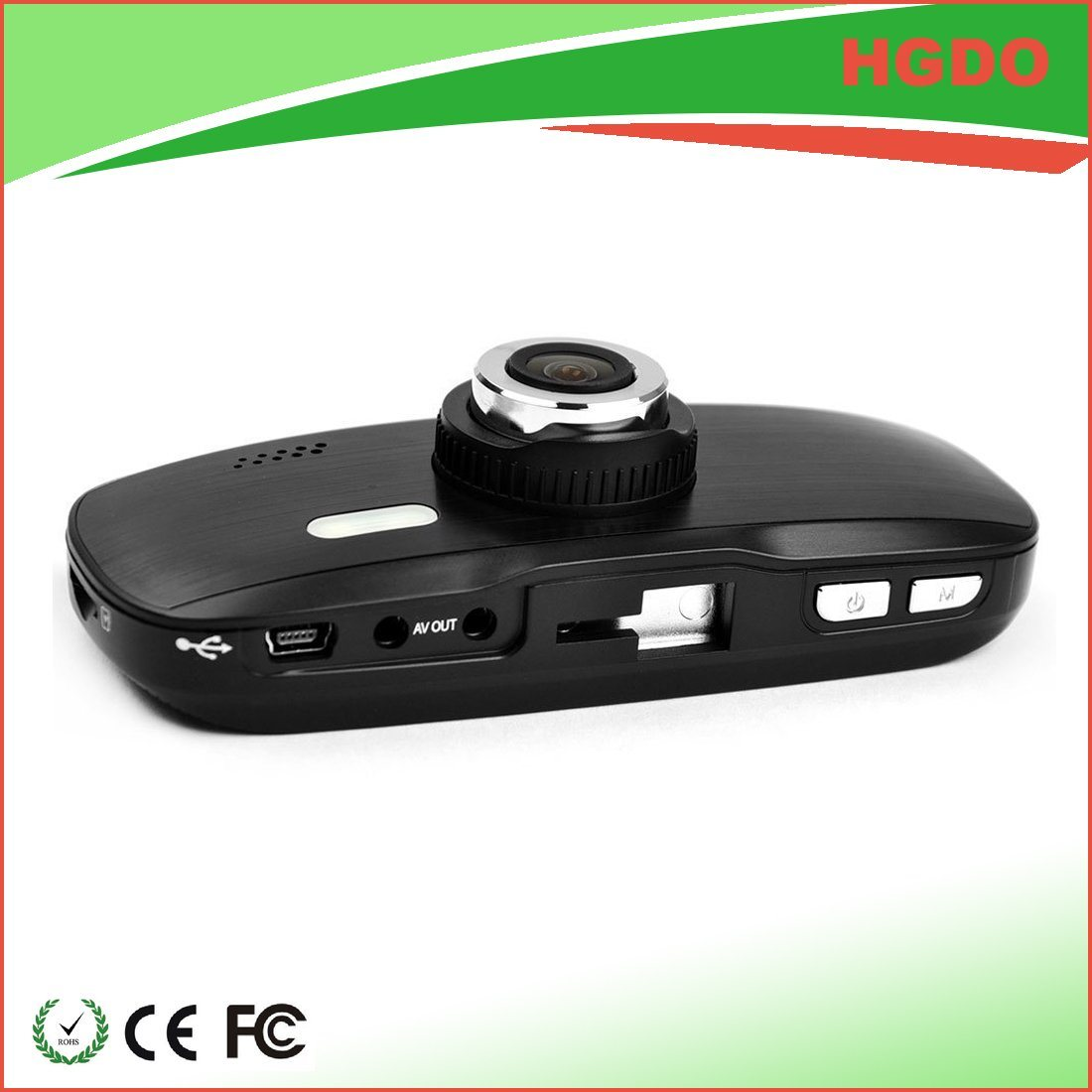 High Definition 1080P Digital Car Dash Camera with Night Vision