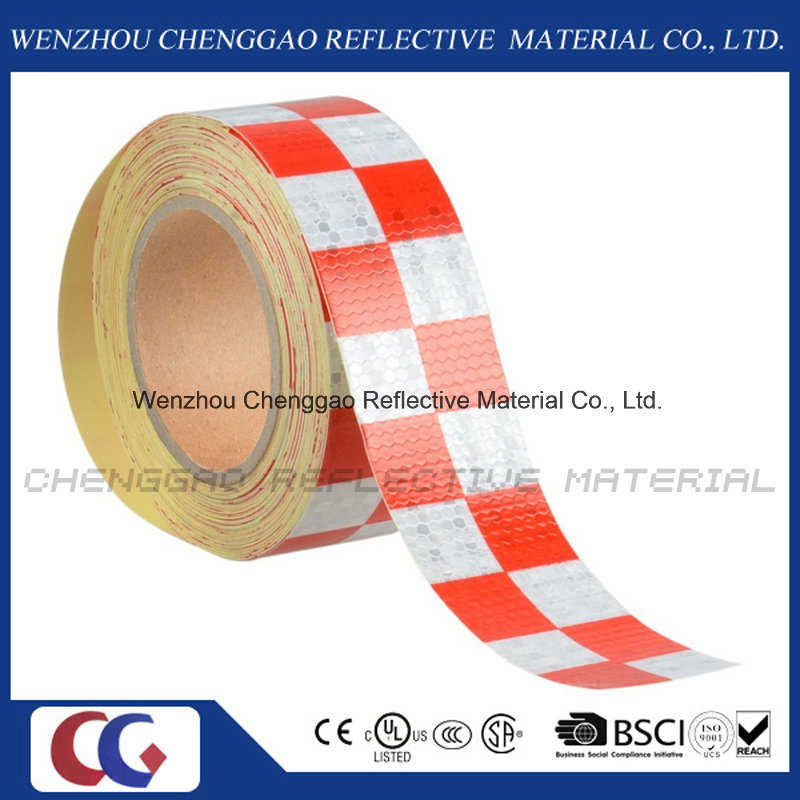 High Visibility Conspicuity Safety Warning Caution Reflective Tape (C3500-G)