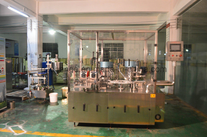Automatic Lyophilized Powder Monoblock Filling Machine