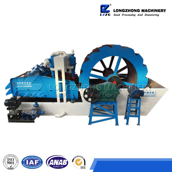 2017 Hot Sale Sand Washing and Aggregate Washer Plant