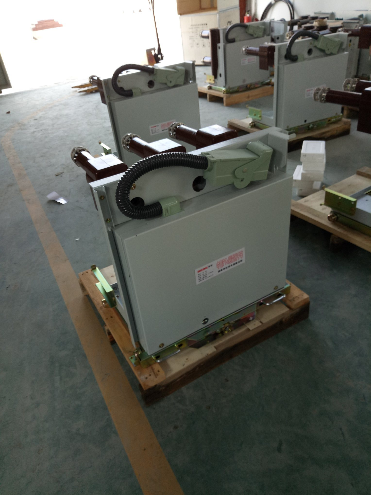 Zn85-40.5 Indoor AC High Voltage Vacuum Breaker Yueqing Vacuum Electric